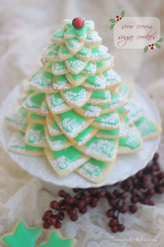 44 Easy Christmas Sugar Cookies Recipes Decorating Ideas For Holiday