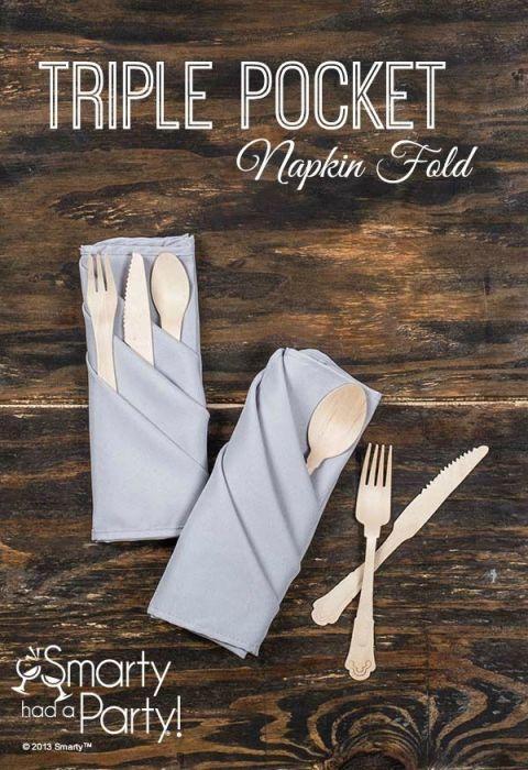 21 best napkin folding