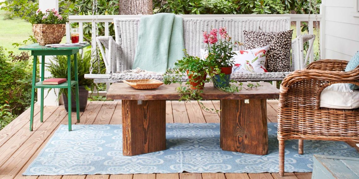 Porch And Patio Decorating Ideas