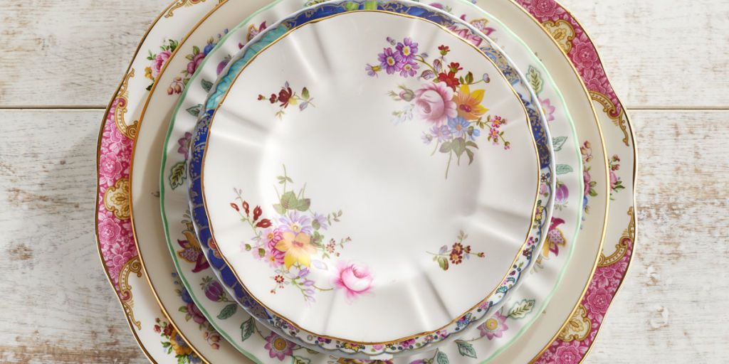 Antique Dishes Vintage China Patterns