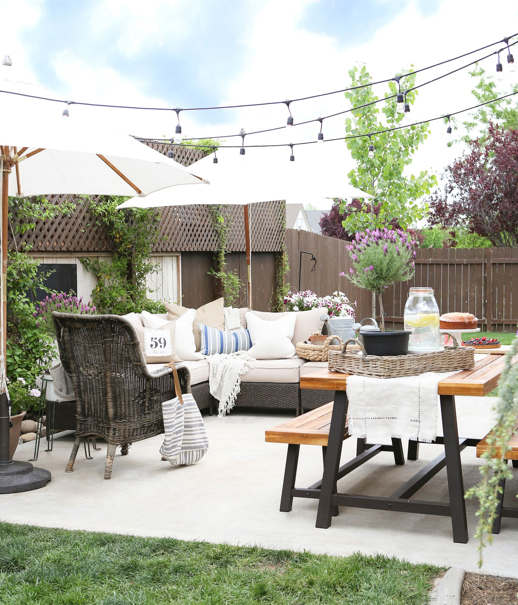 patio makeover ideas how to update