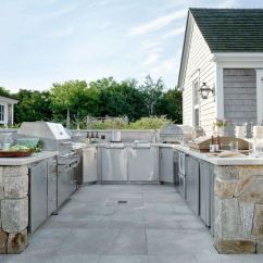 Patio Kitchen Metal Shelves 15 Best Outdoor Ideas And Designs Pictures Of Beautiful Kitchens