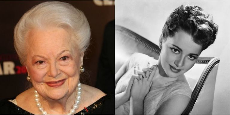 Olivia De Havilland Birthday Olivia De Havilland Gone