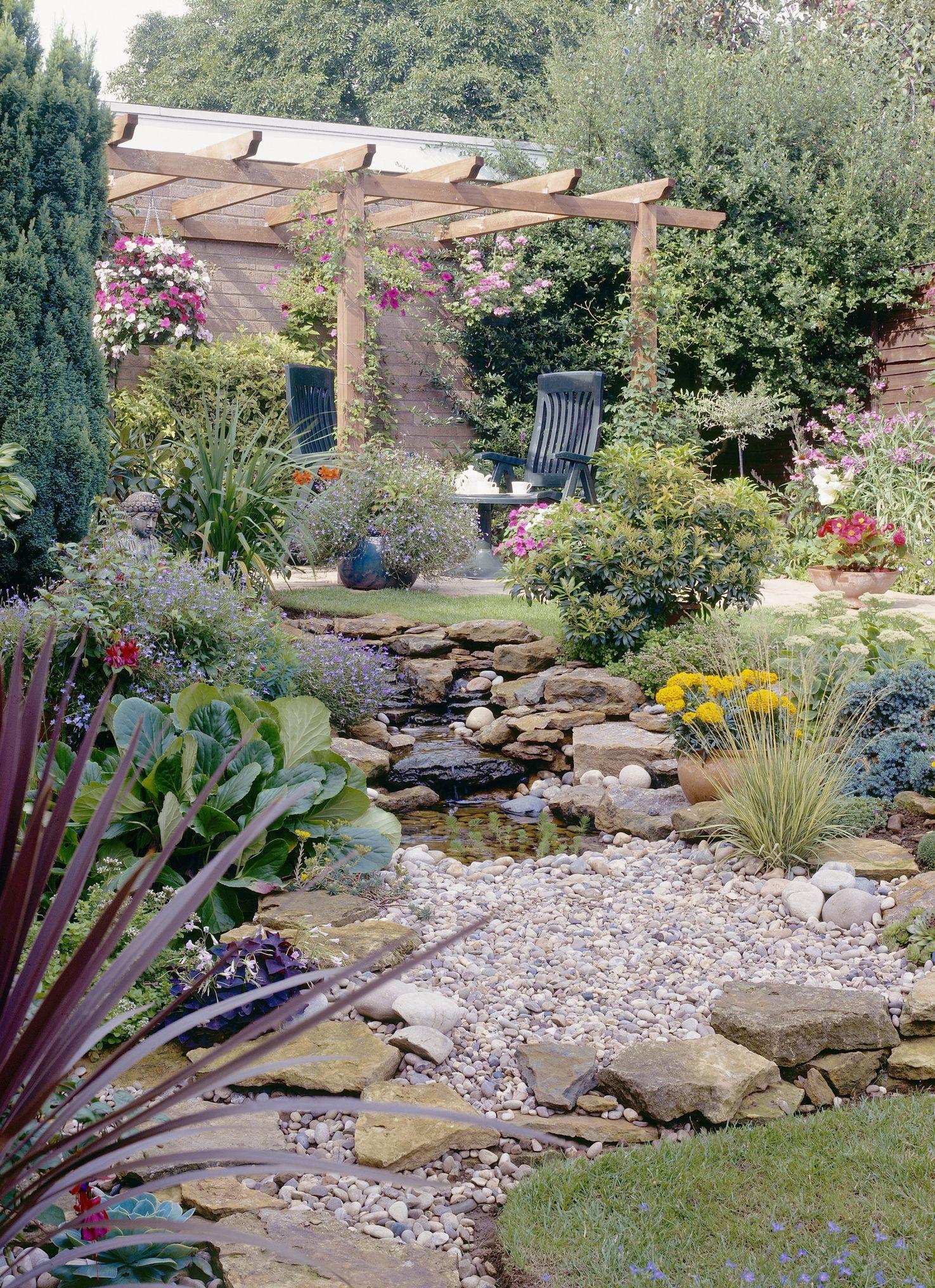 6 rock garden ideas - yard