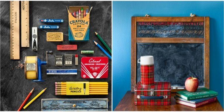 Vintage School Supplies  Collectible School Supplies