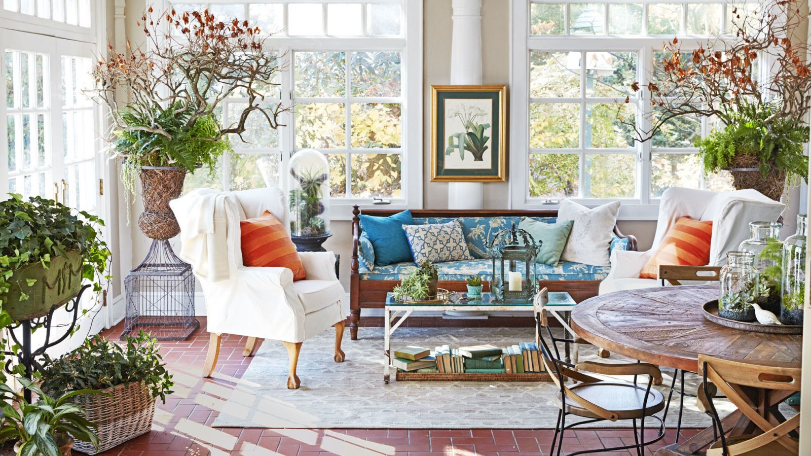 23 Stunning Sunroom Decorating Ideas Top Reveal