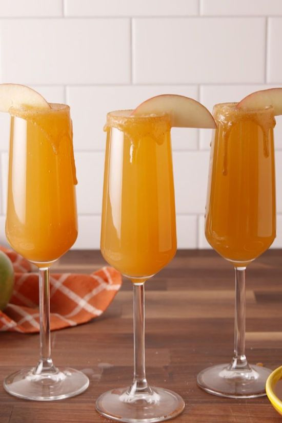10 Mimosas That Will Be Perfect For Any Spring Brunch