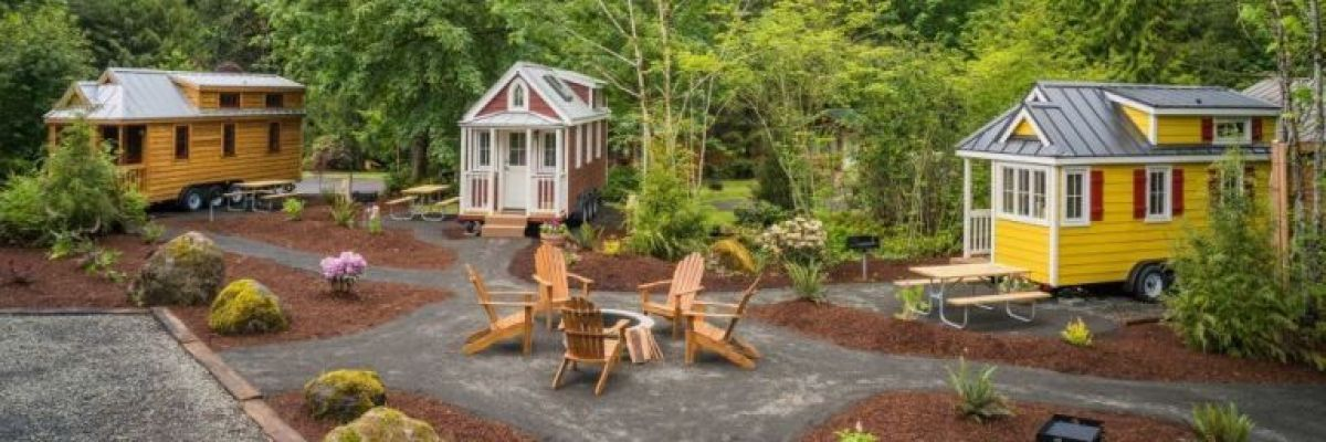 Tiny House Villages May Be The Next Big Housing Trend