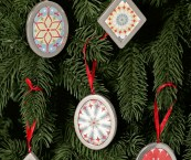 Easy Christmas Ornament Craft