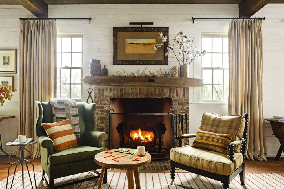 40 cozy living rooms