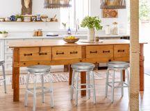 50+ Best Kitchen Island Ideas - Stylish Designs for ...