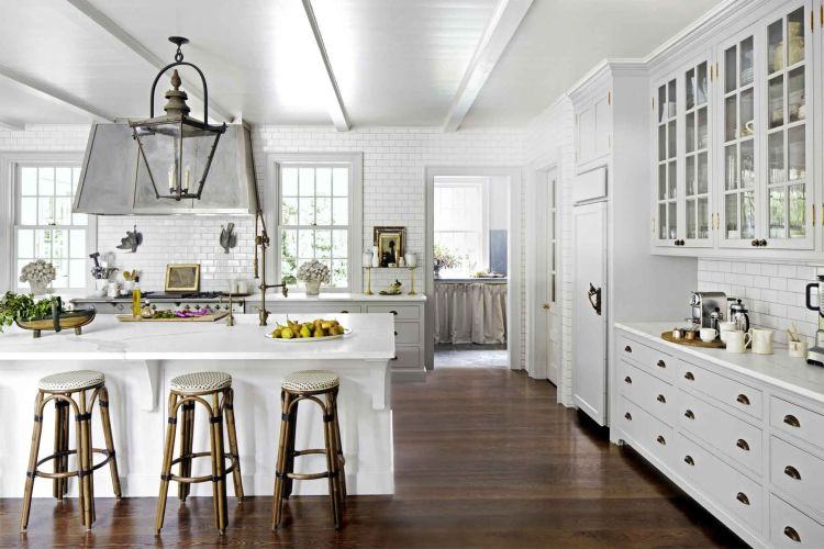 5 Important Questions To Ask Yourself Before Committing To An All White Kitchen White Kitchen Problems
