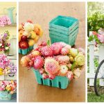 11 Beautiful Ways To Use Vintage Pieces For Flower Displays Gorgeous Spring Bouquets