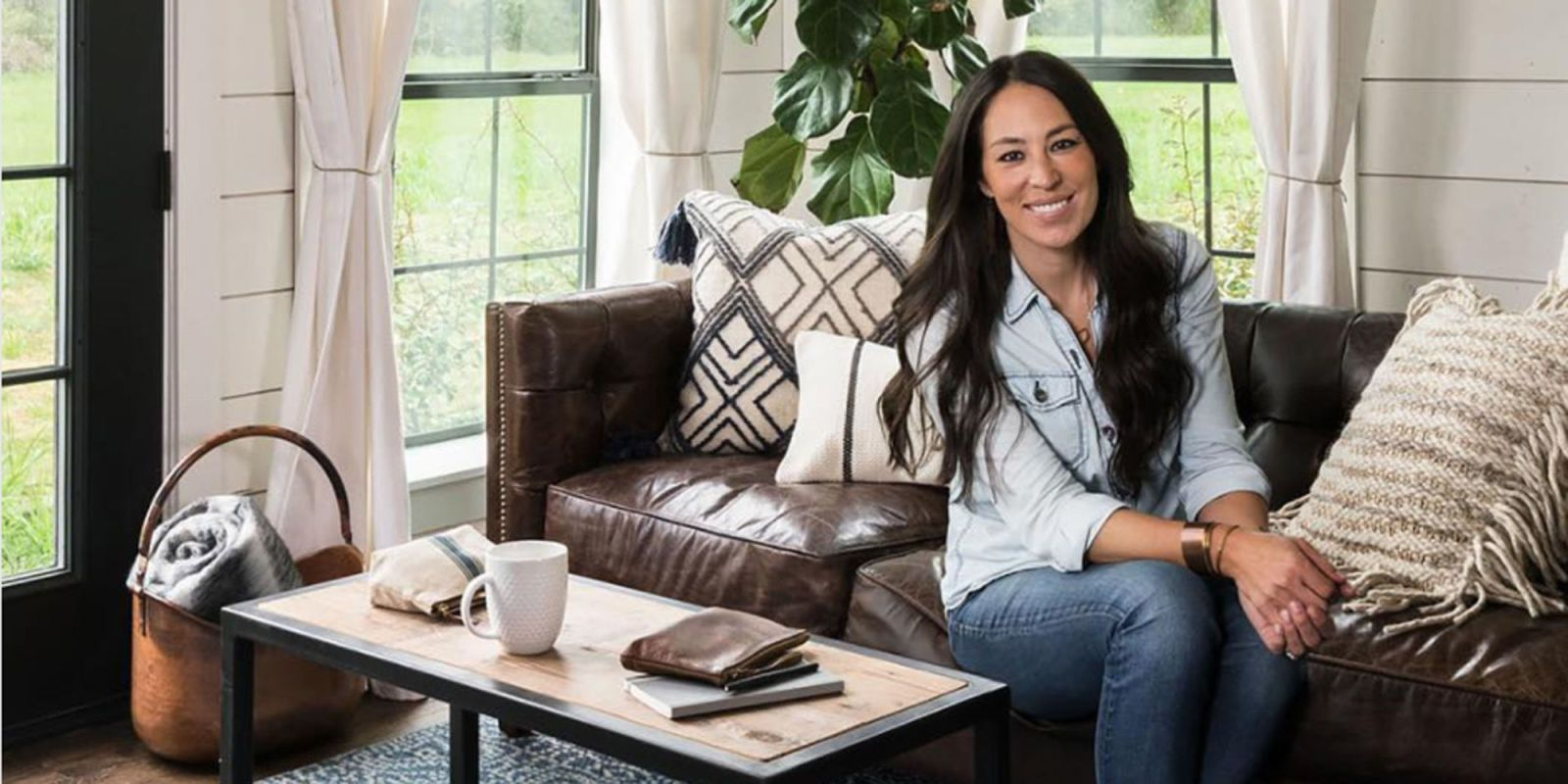 Joanna Gaines's Magnolia Home At Pier 1