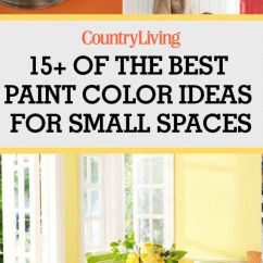 Paint Colour Ideas For Small Living Room With Brown Leather Suite 15 Colors Rooms Painting Of The Best Color Spaces