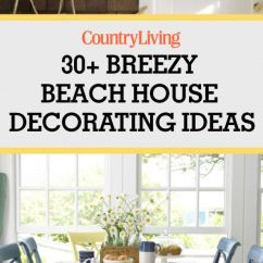Beach House Decorating Ideas Living Room Furniture Okc 42 Home Decor Country Staff