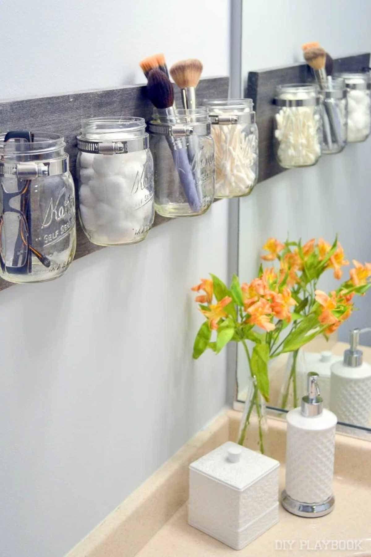 25 Best Bathroom Organization Ideas Diy Bathroom Storage Organizers