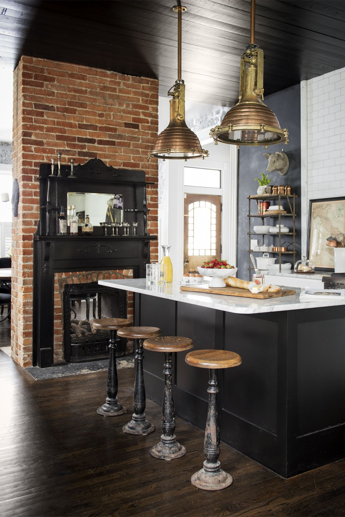 Black Kitchens Are the New White Kitchens  Black Kitchen Cabinets and More