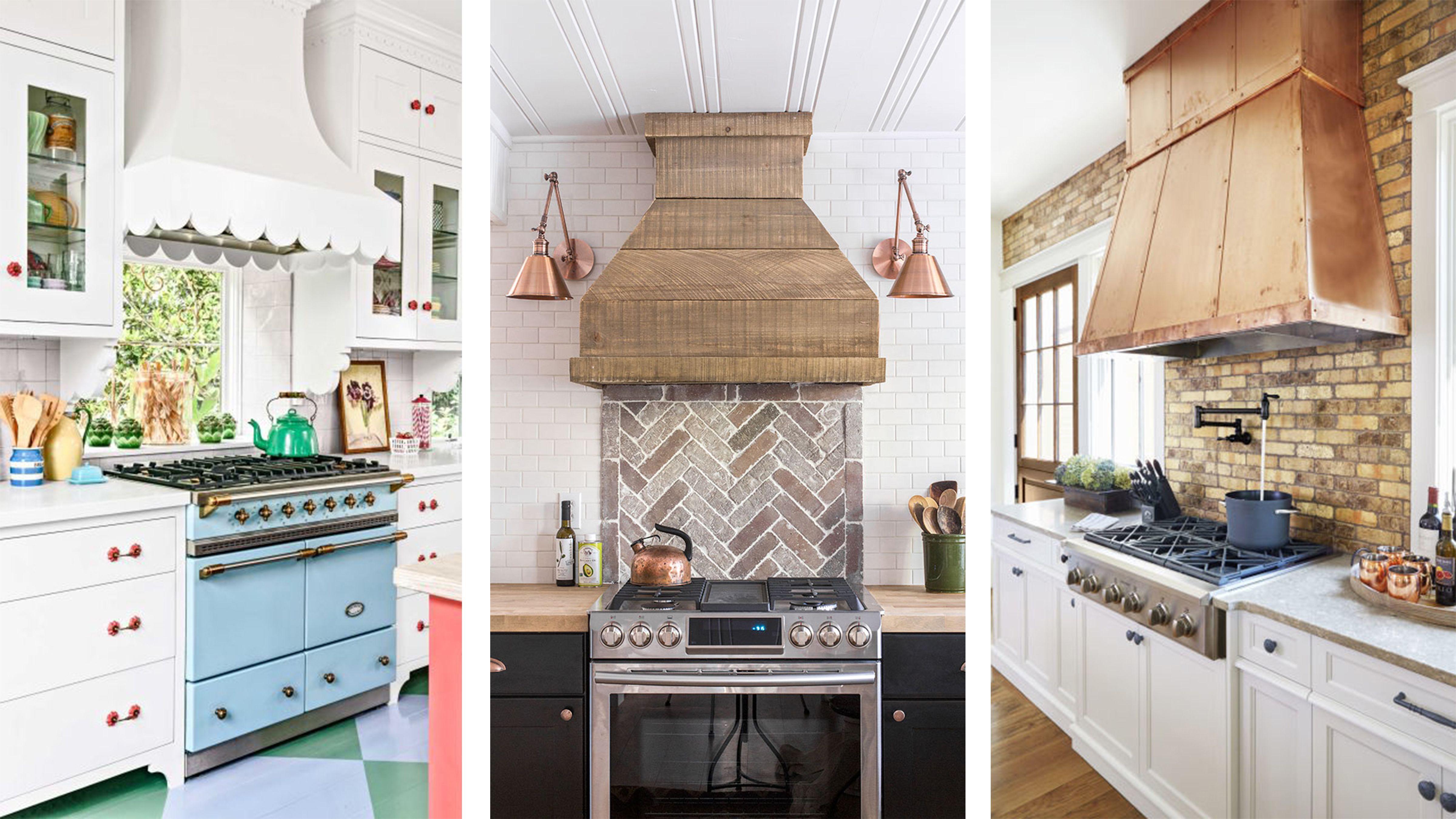 15 gorgeous kitchen range hoods that