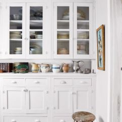 White Kitchen Cabinets Wilson Cabinet Hoosier 10 Best Paint Colors Ideas For With