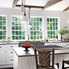 Kitchen Cabinets White Small Rustic Table 10 Best Cabinet Paint Colors Ideas For With