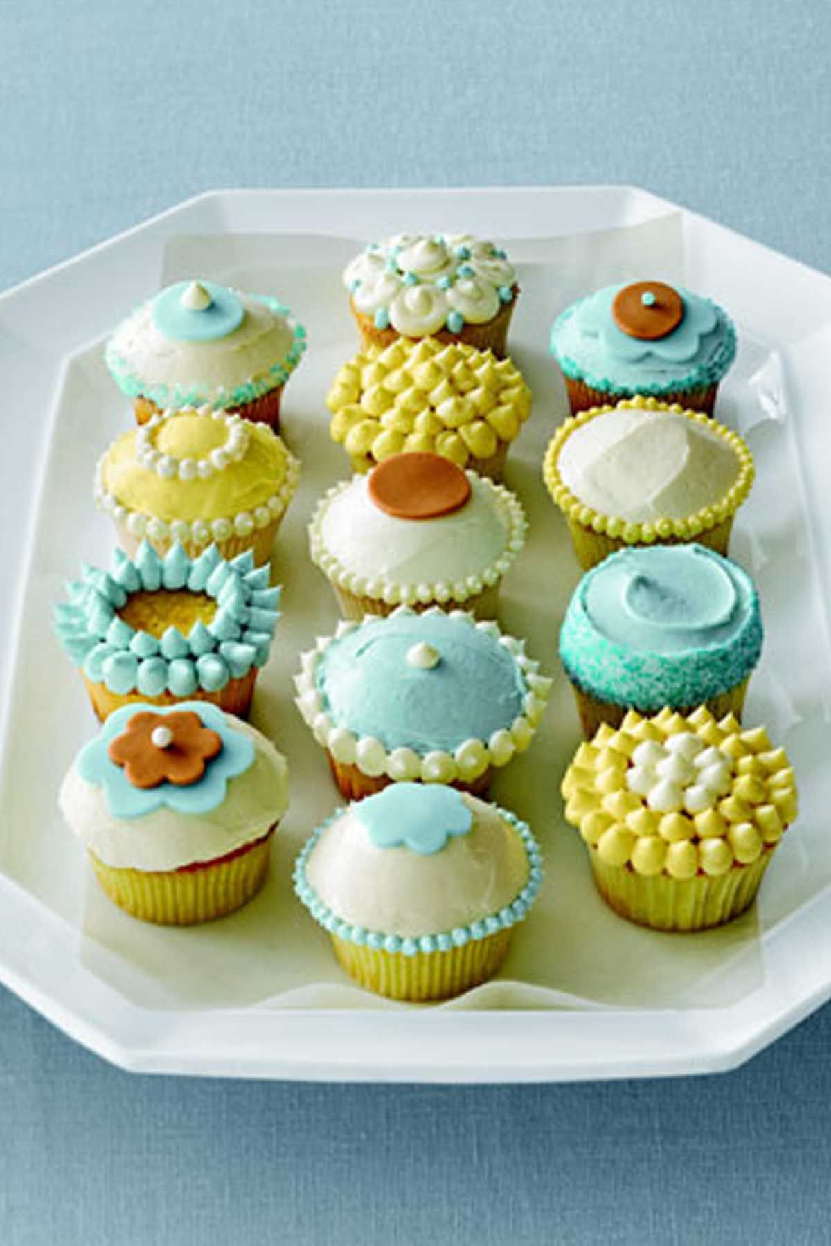 30 Best Cupcake Decorating Ideas Easy Recipes For Homemade Cupcakes