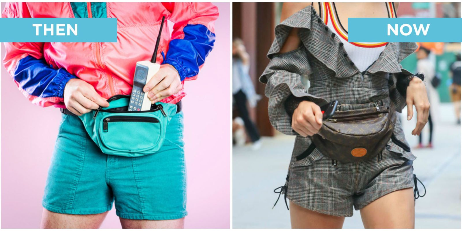 Fanny Pack Trend  90s Style Comeback