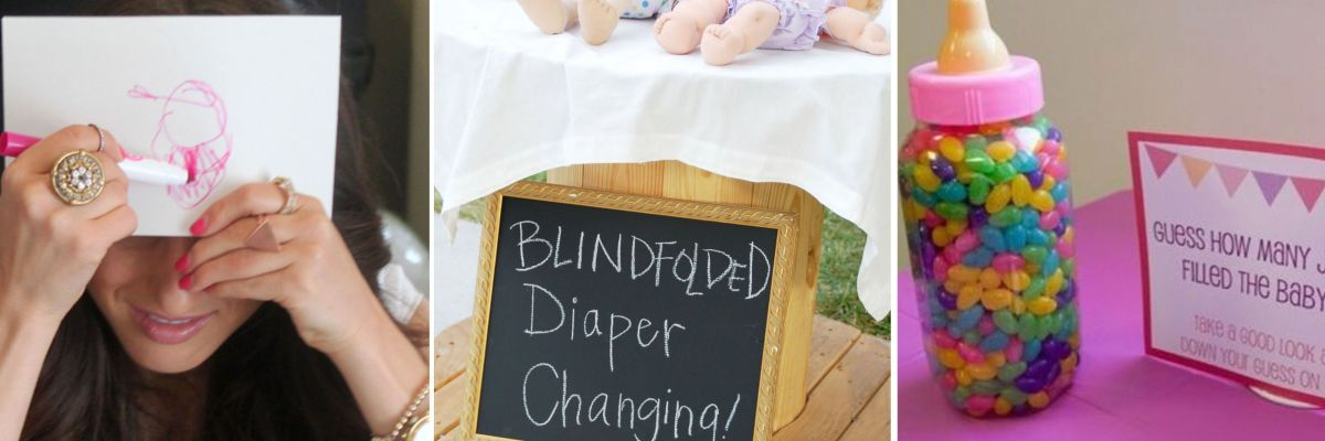 20 Easy Baby Shower Games Best Ideas For Fun Modern