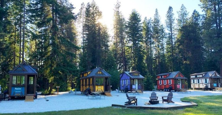 New Bavarian Tiny House Village Is The Perfect Christmas