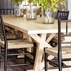 Farmers Dining Table And Chairs French Chair Best Farm Tables - Country Farmhouse Kitchen
