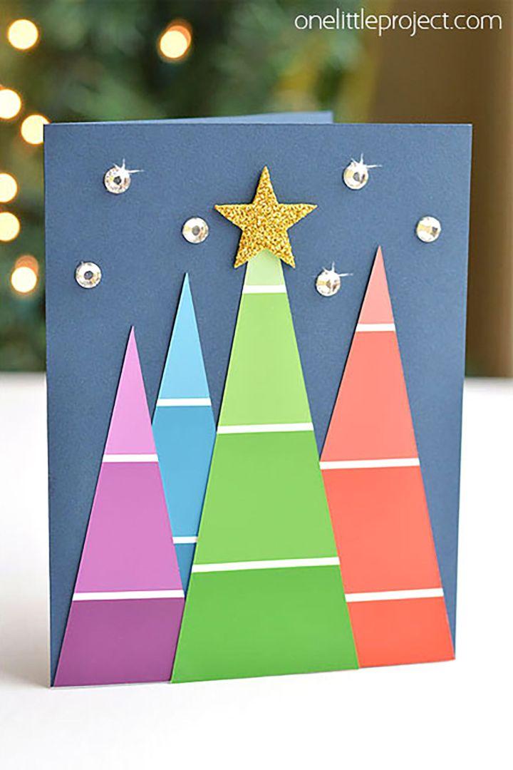 Christmas Card Images Ks2.Simple Christmas Card Ideas Ks2 Cardbk Co