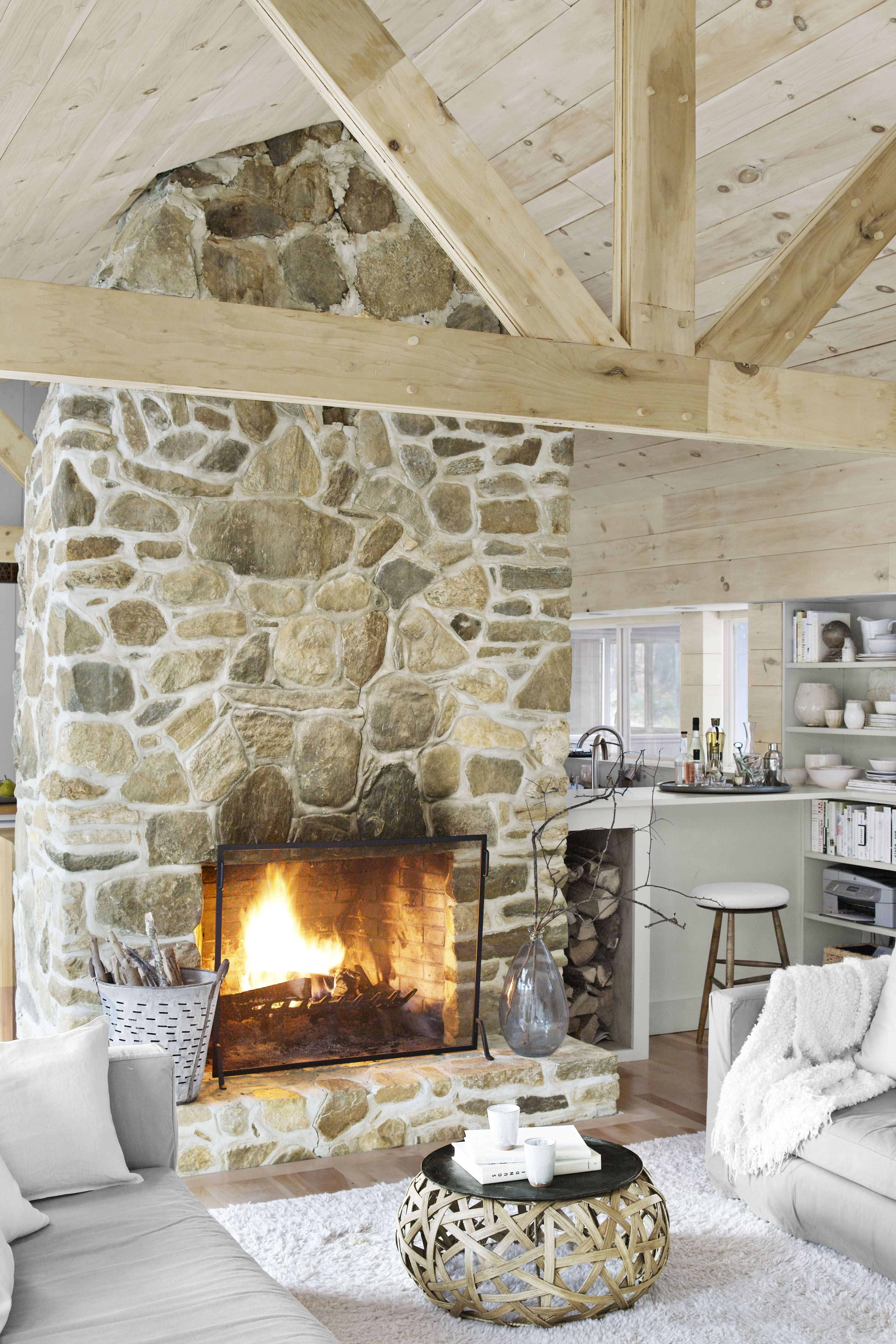 24 Modern Rustic Decor Ideas  Modern Rustic Room Inspiration for Bedrooms Living Rooms and