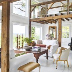 Wooden Sofa Designs For Living Room Barcelona Set 30 White Decor Ideas Decorating