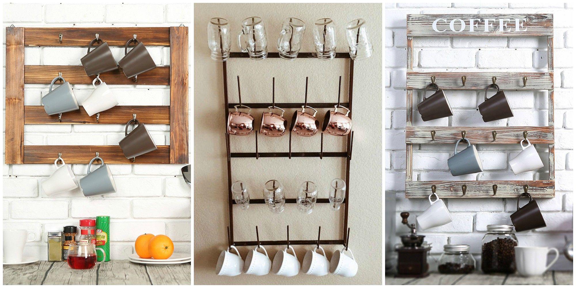 where to buy coffee mug racks