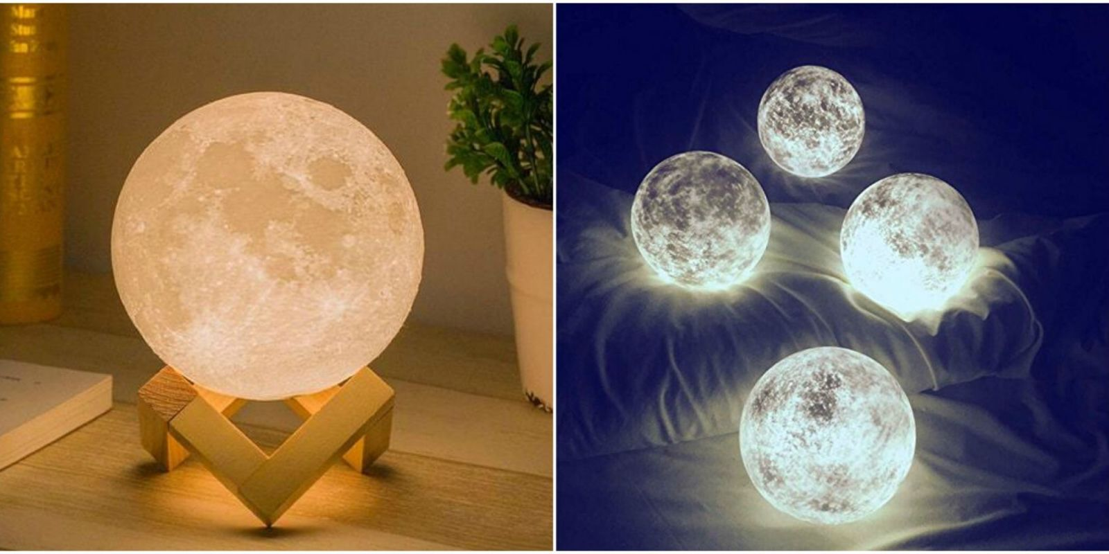 Moon Lamps Sale  Lunar Moon Lights Amazon Prime Day 2019