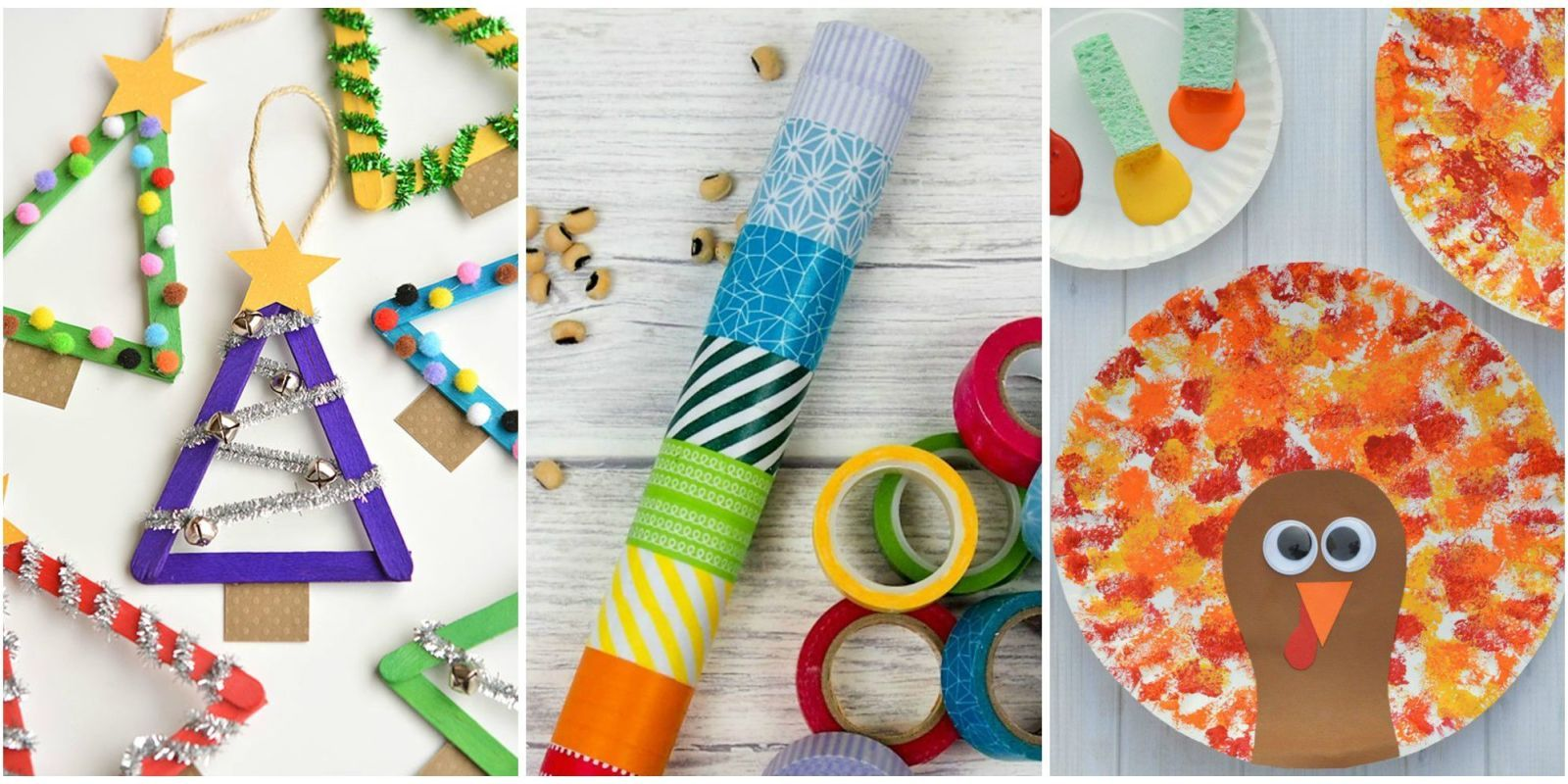 10 easy crafts for