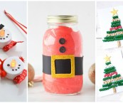 How To Make Christmas Decorations With Kids