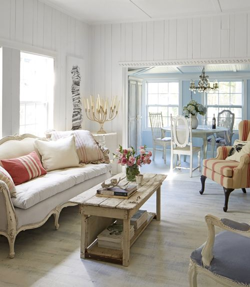 Make your space comfortable and stylish with these chic living room decorating ideas and pictures. 10 Shabby Chic Living Room Ideas Shabby Chic Decorating Inspiration For Living Rooms