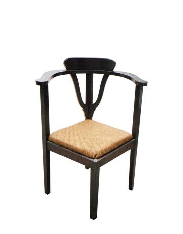 wooden corner chair swing jhula what is it worth