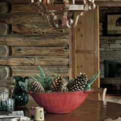 Log Cabin Living Room Decorating Ideas Grey Laminate Flooring House Tour For Cabins