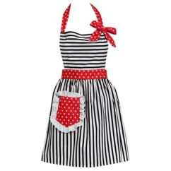 Cute Kitchen Aprons Tall Pantry Pretty Vintage Dorothy Apron