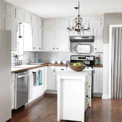 Kitchen Facelift Portable Mixers 22 Makeover Before Afters Remodeling Ideas