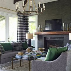 Belgian Linen Sofa Decorating Ideas With Brown Leather Sofas 17 Inspiring Living Room Makeovers - ...