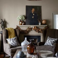 Country Living Rooms With Gray Walls Gold Room Southern Decorating Jimmy Stanton S Antebellum Home