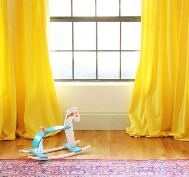 easy curtain update how to dye fabric