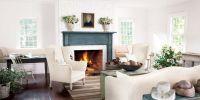 Living Room Decor Ideas White - Urban Home Interior