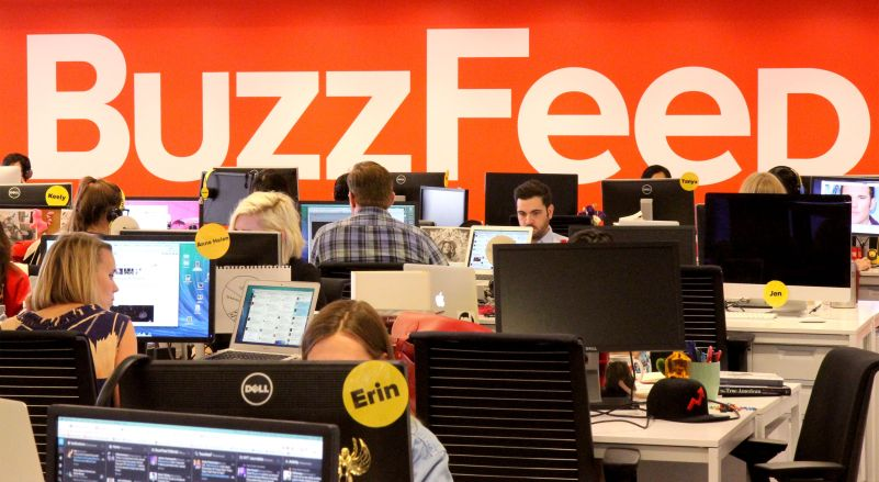 Image result for buzzfeed office