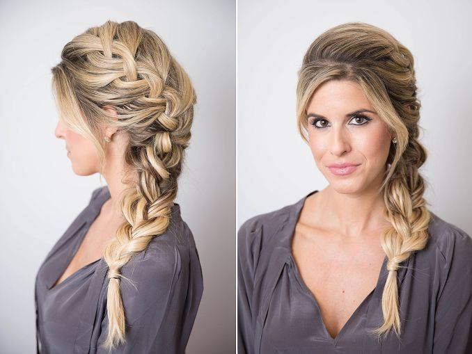 17 braided hairstyles with gifs - how to do every type of braid