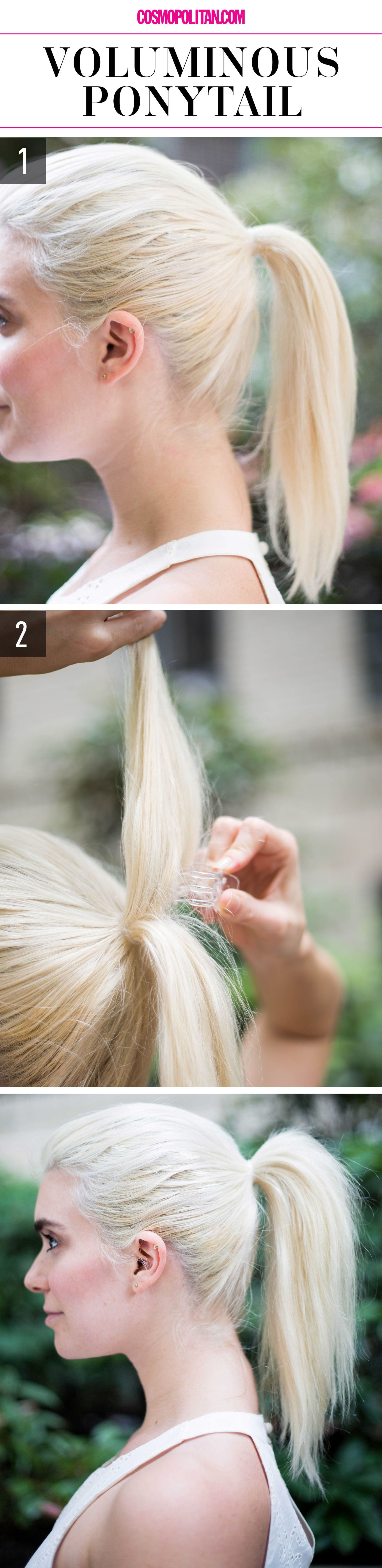 super easy hairstyles 2018