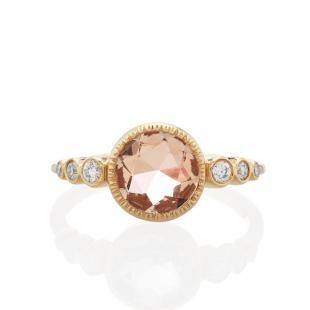 vale jewelry aurora morganite ring